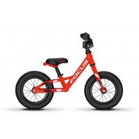 Bicicleta Focus Raven Rookie 1G 12 red 2018