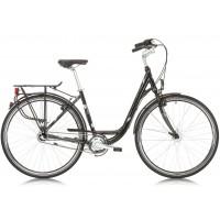 Bicicleta Sprint Solara Lady Nexus 26 neagra 2017-430 mm
