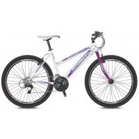 Bicicleta Sprint Active LD 26 argintiu/albastru 2017-480 mm