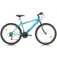 Bicicleta Sprint Active 26 albastru/alb 2017-380 mm