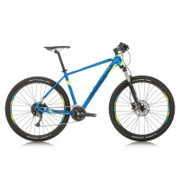 Bicicleta Shockblaze R6 27.5 albastru lucios 2018 48 cm