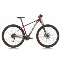 Bicicleta Shockblaze R5 27.5 negru mat 2018 41 cm
