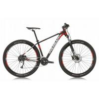 Bicicleta Shockblaze R5 27.5 negru mat 2018 48 cm