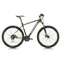 Bicicleta Shockblaze R3 27.5 negru mat 2018 41 cm