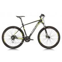 Bicicleta Shockblaze R3 27.5 negru mat 2018 44 cm