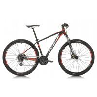 Bicicleta Shockblaze R3 29 negru mat 2018 43 cm