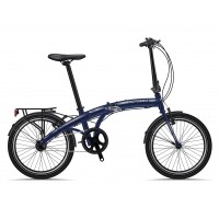 Bicicleta Sprint Comfort 20 Nexus 3 albastra 2018