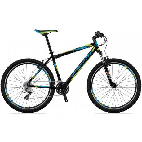 Bicicleta Sprint Dynamic 29 negru/cyan 2018-520 mm