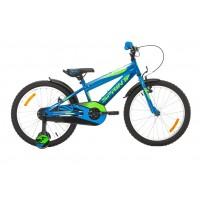 Bicicleta Sprint Lion 20 albastra