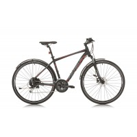 Bicicleta Sprint Sintero Urban Plus Man 28 negru mat-530 mm