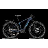 Bicicleta electrica Focus Jarifa2 Pro EQP 27.5 bluem 36v/13,8ah 2018