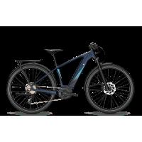 Bicicleta electrica Focus Jarifa2 EQP 27.5 bluem 36v/13,8ah 2018