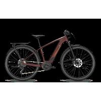 Bicicleta electrica Focus Jarifa2 EQP 27.5 brownm 36v/13,8ah 2018