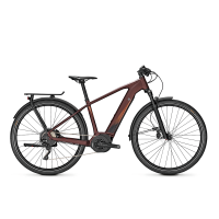 Bicicleta electrica Focus Jarifa2 EQP 29 brownm 36v/13,8ah 2018