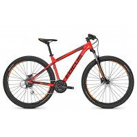 Bicicleta Focus Whistler Elite 24G 27.5 hotchilired 2018 -360mm(XS)