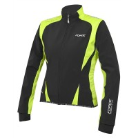 Jacheta Force X71 Lady softshell negru-fluo XS