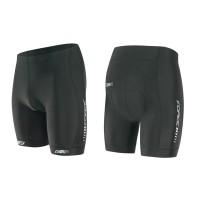 Pantaloni Force B20 cu insertie gel negri S