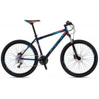 Bicicleta Sprint Dynamic HDB 27.5 albastru/cyan 2018-430 mm