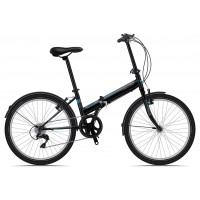 Bicicleta Sprint Traffic 24 neagra 2018