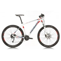Bicicleta Shockblaze R5 27.5 2018 alba 2018 48 cm