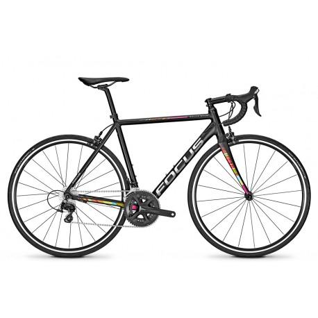 Bicicleta Focus Izalco Race AL 105 22G freestyle black 2018 - 510mm (S)