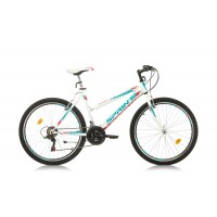 Bicicleta Sprint Active LD 26 alba 2018-480 mm