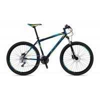 Bicicleta Sprint Dynamic HDB 29 Albastru Matt/Cyan/Verde 2018-480 mm