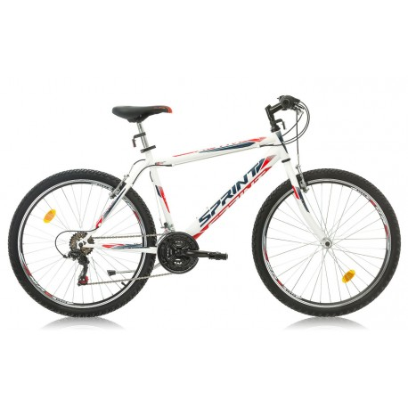 Bicicleta Sprint Active 26 alba 2018-430 mm