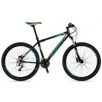 Bicicleta Sprint Maverick 29 HDB negru/albastru 2018-520 m
