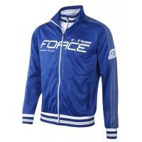 Bluza Force 1991 cu maneci lungi albastra S