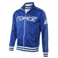 Bluza Force 1991 cu maneci lungi albastra XL