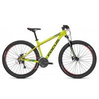 Bicicleta Focus Whistler Evo 27G 29 limegreen 2018 - 400mm (S)