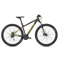 Bicicleta Focus Whistler Elite 24G 29 midnightbluematt 2018 - 400mm (S)