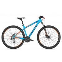 Bicicleta Focus Whistler Core 24G 29 maliblue 2018 - 400mm (S)