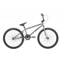 Bicicleta Haro Shredder Pro 24 matte pewter 2018