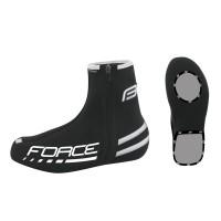 Huse pantofi Force neopren negre XL