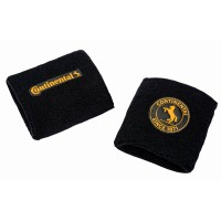Sweatband Continental Black/Yellow