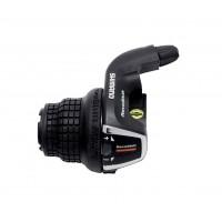 Maneta schimbator Shimano SLRS35LNBP stanga 3 viteze