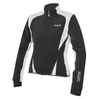 Jacheta Force X71 Lady softshell negru alb S