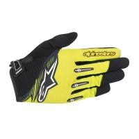 Manusi Alpinestars Flow Glove acid yellow black L