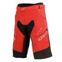 Pantaloni scurti Alpinestars Drop 2 Shorts red/black 36