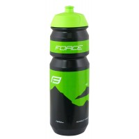 Bidon apa Force Hill 0.75l negru/verde