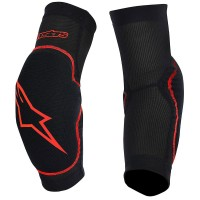 Protectii coate Alpinestars Paragon Elbow Guard black/red M