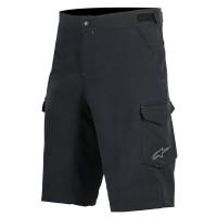 Pantaloni scurti Alpinestars Rover 2 Base black/dark shadow 32