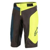 Pantaloni scurti Alpinestars Vector black/acid yellow 34