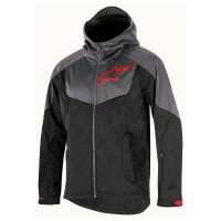 Jacheta Alpinestars Milestone 2 Jacket black/steel gray XL