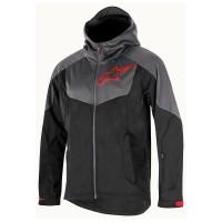 Jacheta Alpinestars Milestone 2 Jacket black/steel gray XXL