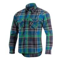 Camasa Alpinestars Slopestyle Shirt blue tartan XXL