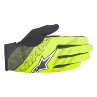 Manusi Alpinestars Stratus acid yellow/black XXL