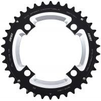 Placa pedalier BBB MTBGear comp. 2x10 Sram XX 38T/104 mm